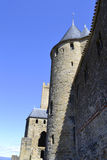 Old French Castle Royalty Free Stock Images