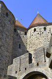 Old French Castle Stock Images