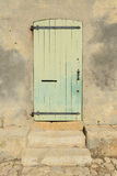 Old French Door Royalty Free Stock Image