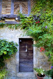 Old French house Stock Photos