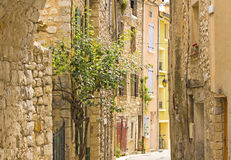 Old french village, from Provence. Stock Images