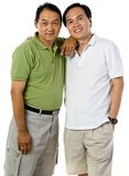 Old Friends Royalty Free Stock Image