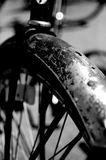 Old front fender again Royalty Free Stock Photos