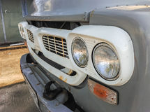 Old front light Stock Image
