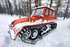Free Old Frozen Snow Car Stock Photos - 36431103