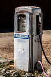 Old Fuel Pump Royalty Free Stock Photography