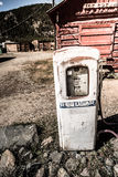 Old Fuel Pump Royalty Free Stock Photos