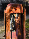 Old Fuel Pumps Stock Photos