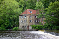 Old Fulling Mill Royalty Free Stock Images