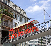 Old Funicular 2 Stock Photo