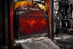 A old furnace Stock Photos