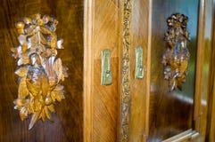 Old furniture royalty free stock image