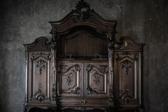 Old furniture Stock Image