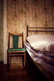 Old furniture in the room Royalty Free Stock Photo