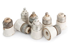 Old fuse Stock Photography