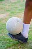 Old futsal Royalty Free Stock Photography