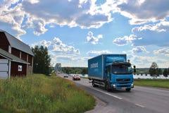 Old Gäddvik Bridge Royalty Free Stock Photo