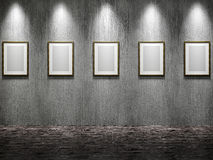 The old gallery Stock Image