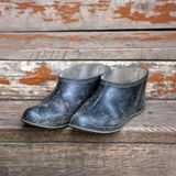 Old galoshes Royalty Free Stock Photo