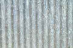Old galvanized sheet Royalty Free Stock Photography