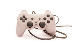 Old gamepad isolated. Stock Photography