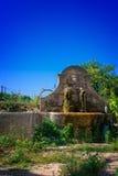 Old garden fountain Royalty Free Stock Photos