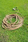 Old Garden Hose Royalty Free Stock Images