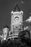 Old Gardos tower in Zemun, Belgrade Stock Photo