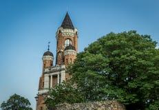 Old Gardos tower in Zemun, Belgrade Stock Photos
