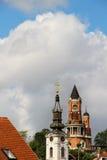 Old Gardos Tower in Zemun-Belgrade,Serbia Stock Image