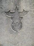 Old garuda symbol. Stock Image