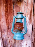 Old gas lamp Stock Image