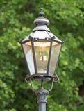 Old gas lantern Stock Photography