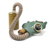 Old gas mask Royalty Free Stock Images