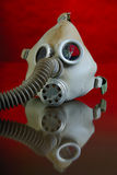 Old gas mask. Stock Photography