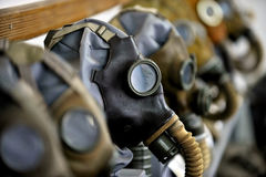 Old gas mask Stock Photos