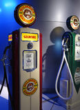 Old Gas Pump Royalty Free Stock Image