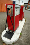 Old Gas Pump Stock Image