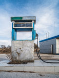 Old gas pump Royalty Free Stock Photos