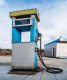 Old gas pump Stock Photos