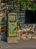 Old gas station Royalty Free Stock Photos