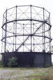Old Gasometer royalty free stock photos