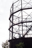 Old Gasometer Royalty Free Stock Image
