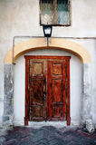 Old gate Royalty Free Stock Photos