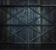 Old gate. Stock Images