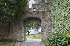 Old gate Evora Royalty Free Stock Image