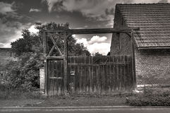 Old Gate stock images
