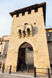 Old gate in San Marino Stock Images