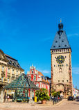 The Old Gate of Speyer - Germany Royalty Free Stock Photography