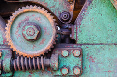 Old gear Royalty Free Stock Images